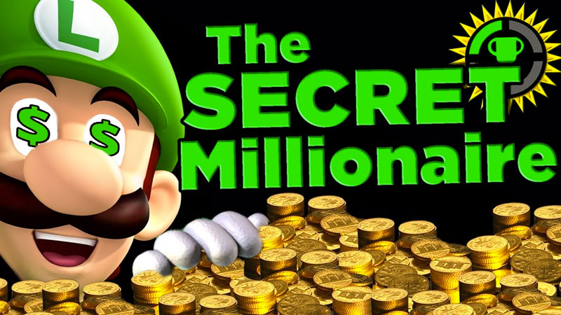 Luigi, the RICHEST Man in the Mushroom Kingdom?