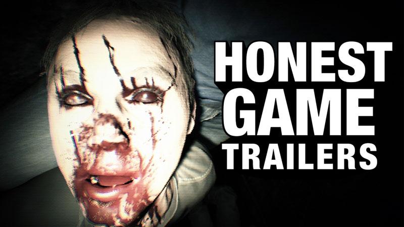 An Honest Resident Evil 7 Games Trailer