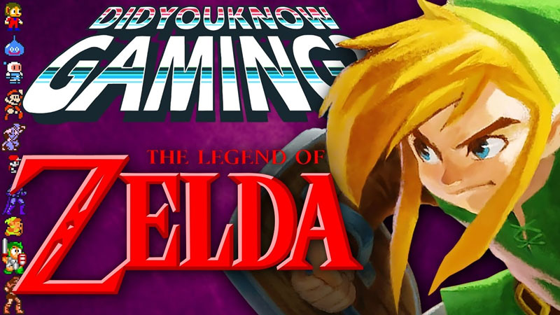 What You Didn't Know about The Legend of Zelda: A Link Between Worlds