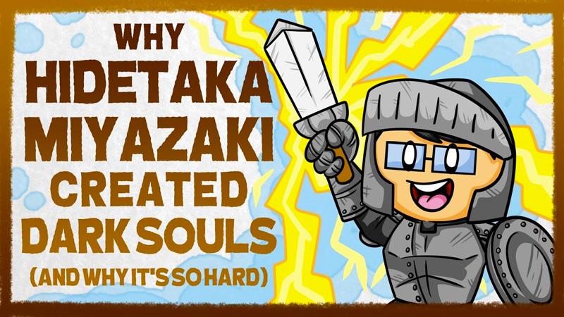The Story of Hidetaka Miyazaki