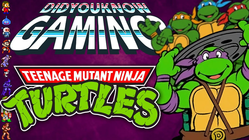 What You Didn't Know about Teenage Mutant Ninja Turtles