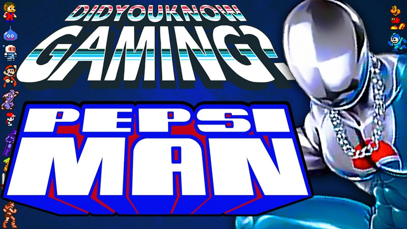 What You Didn't Know about Pepsiman