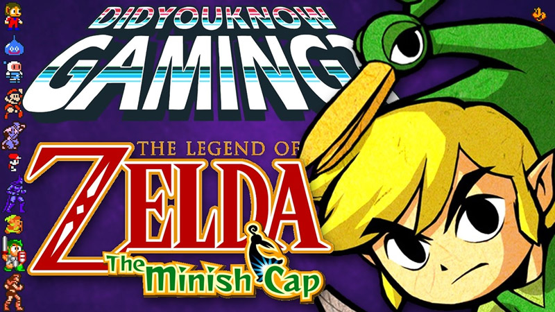 What You Didn't Know about Zelda: The Minish Cap