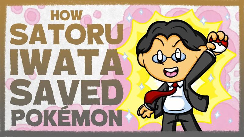 How Satoru Iwata Saved Game Freak