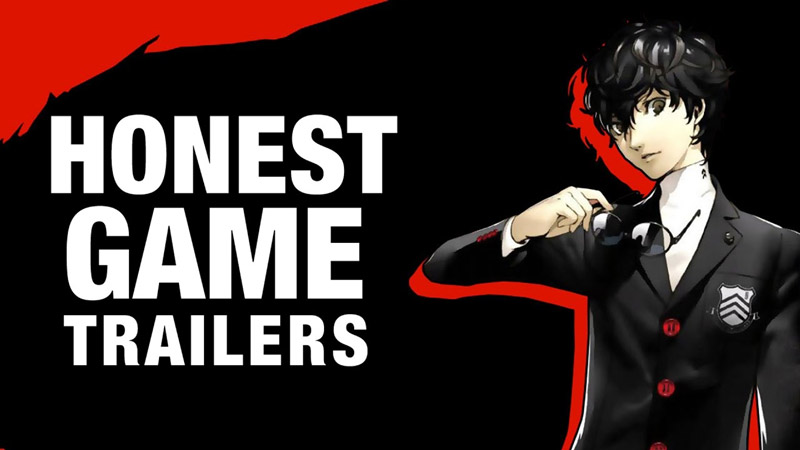 An Honest Persona Game Trailer