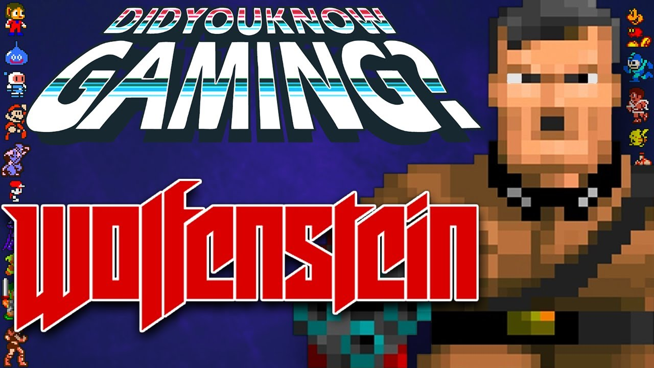 What You Didn't Know about Wolfenstein 3D