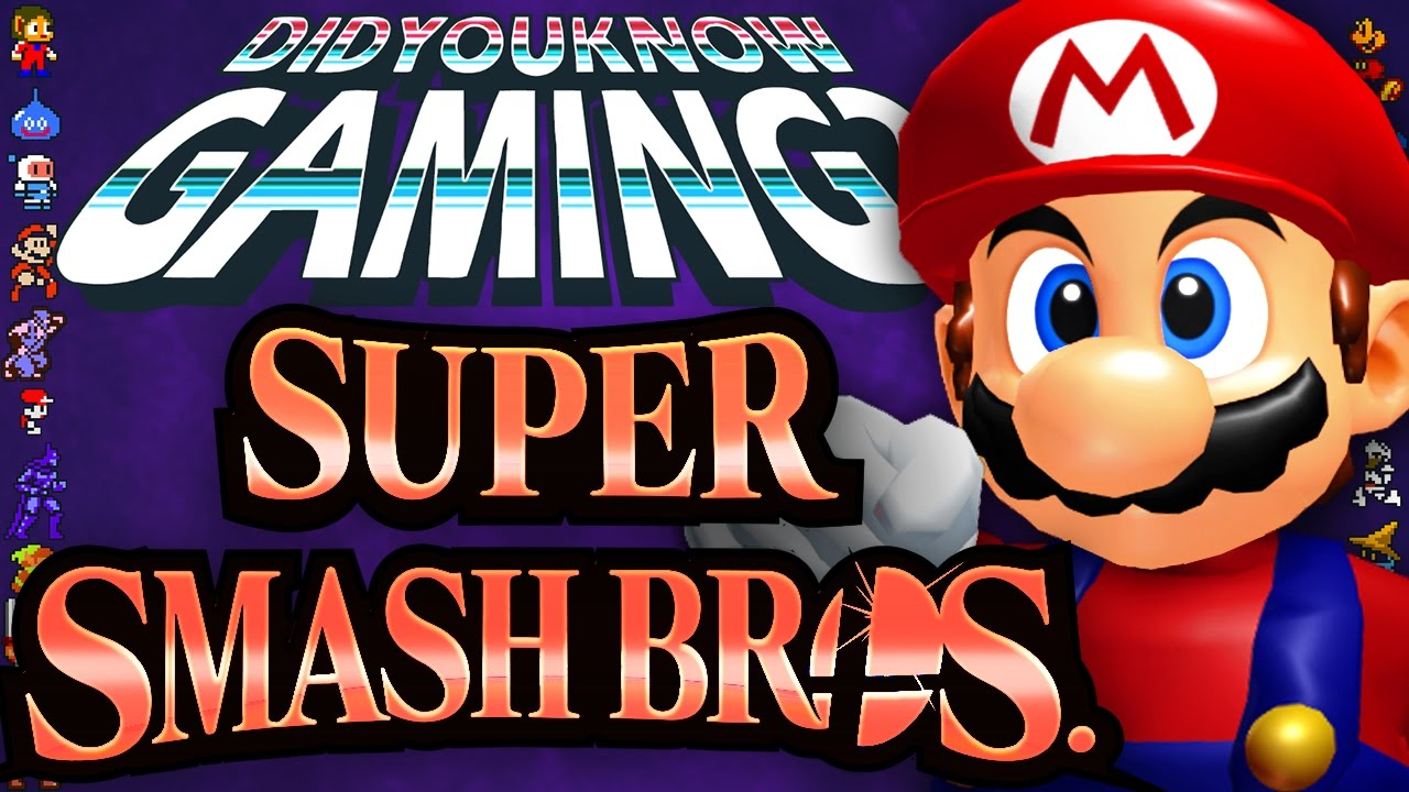 What You Didn't Know about Super Smash Bros Melee