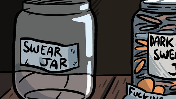 Couple of Swear Jars