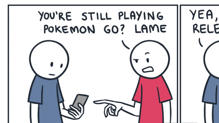 Are You Still Playing Pokémon GO?