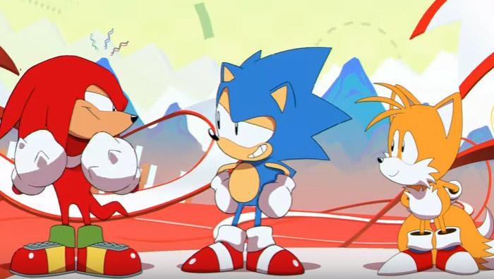 Sonic Mania – Opening Animation