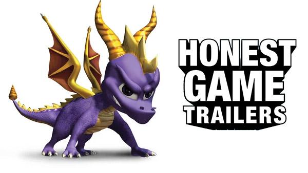 An Honest Spyro the Dragon Game Trailer