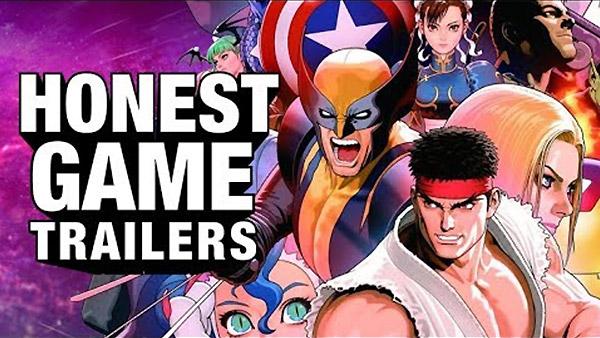 An Honest Marvel vs. Capcom Game Trailer