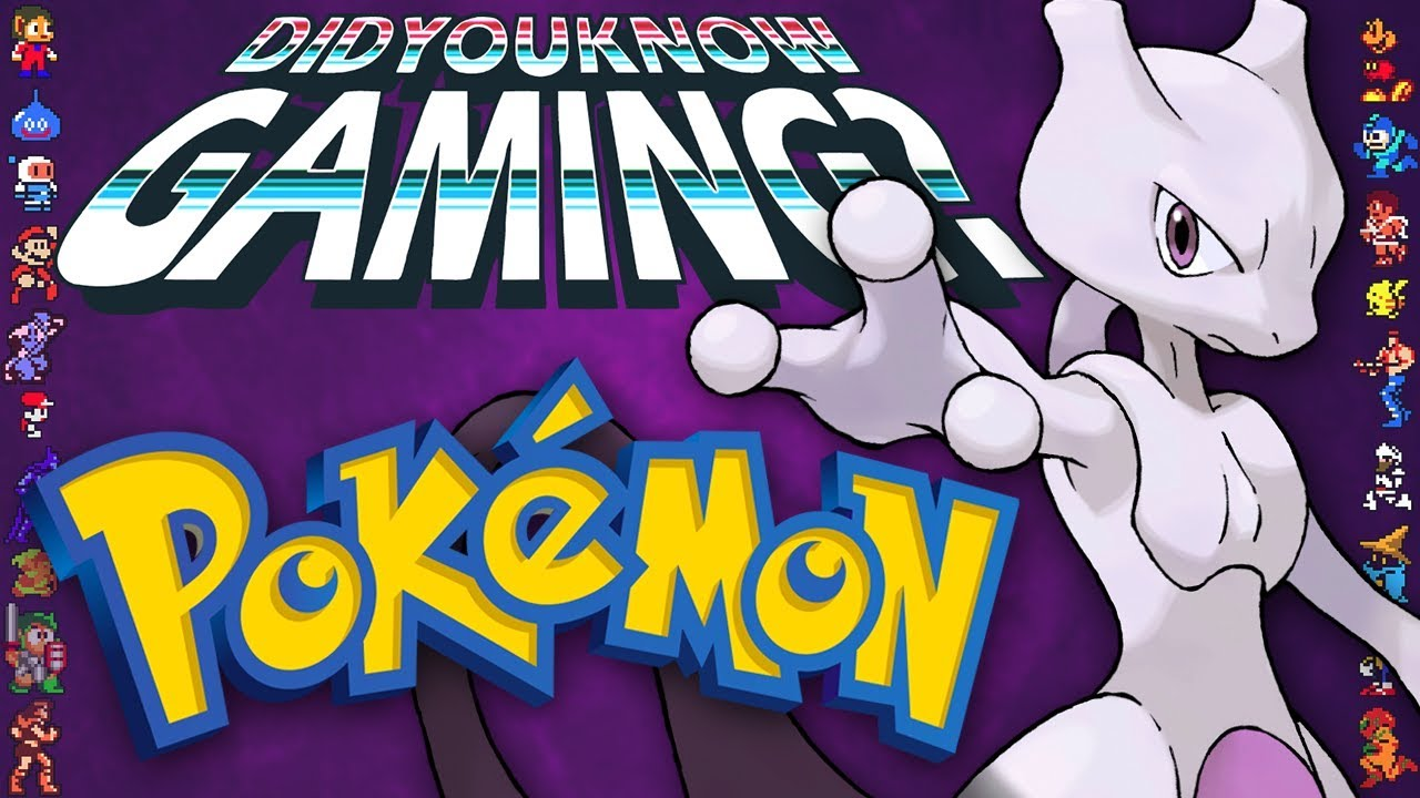 What You Didn't Know about Mewtwo