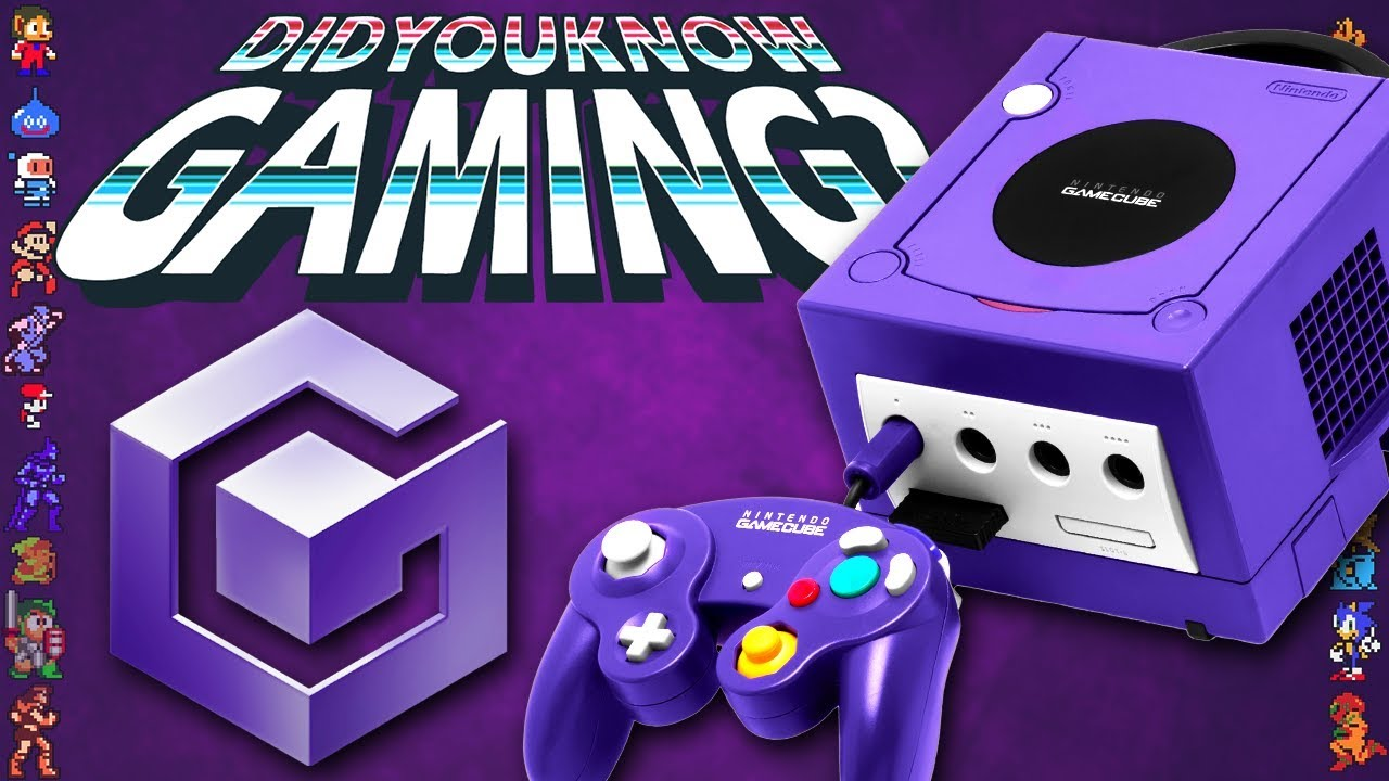 More Stuff You Didn't Know About the Nintendo GameCube
