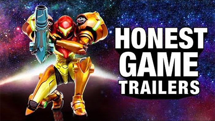An Metroid Game Trailer