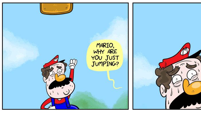 Just Keep Jumping