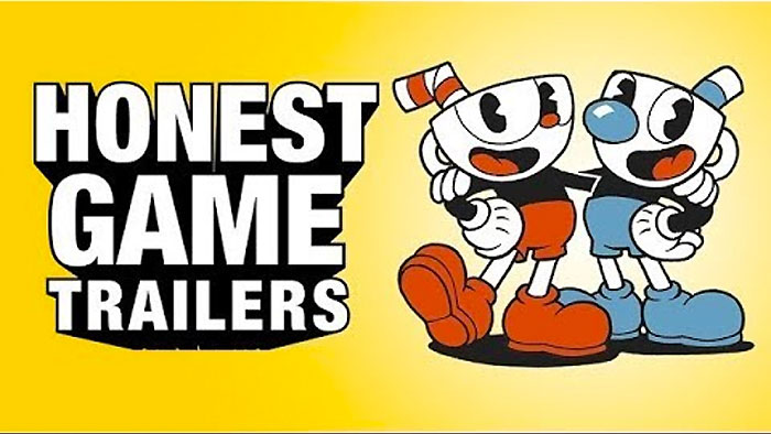 An Honest Cuphead Game Trailer