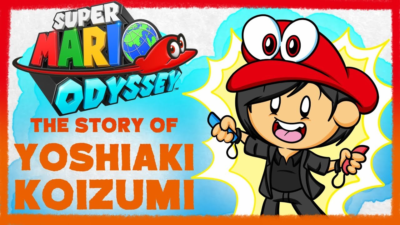 The Story of Yoshiaki Koizumi