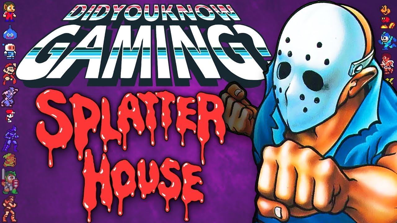 What You Didn't Know About Splatterhouse