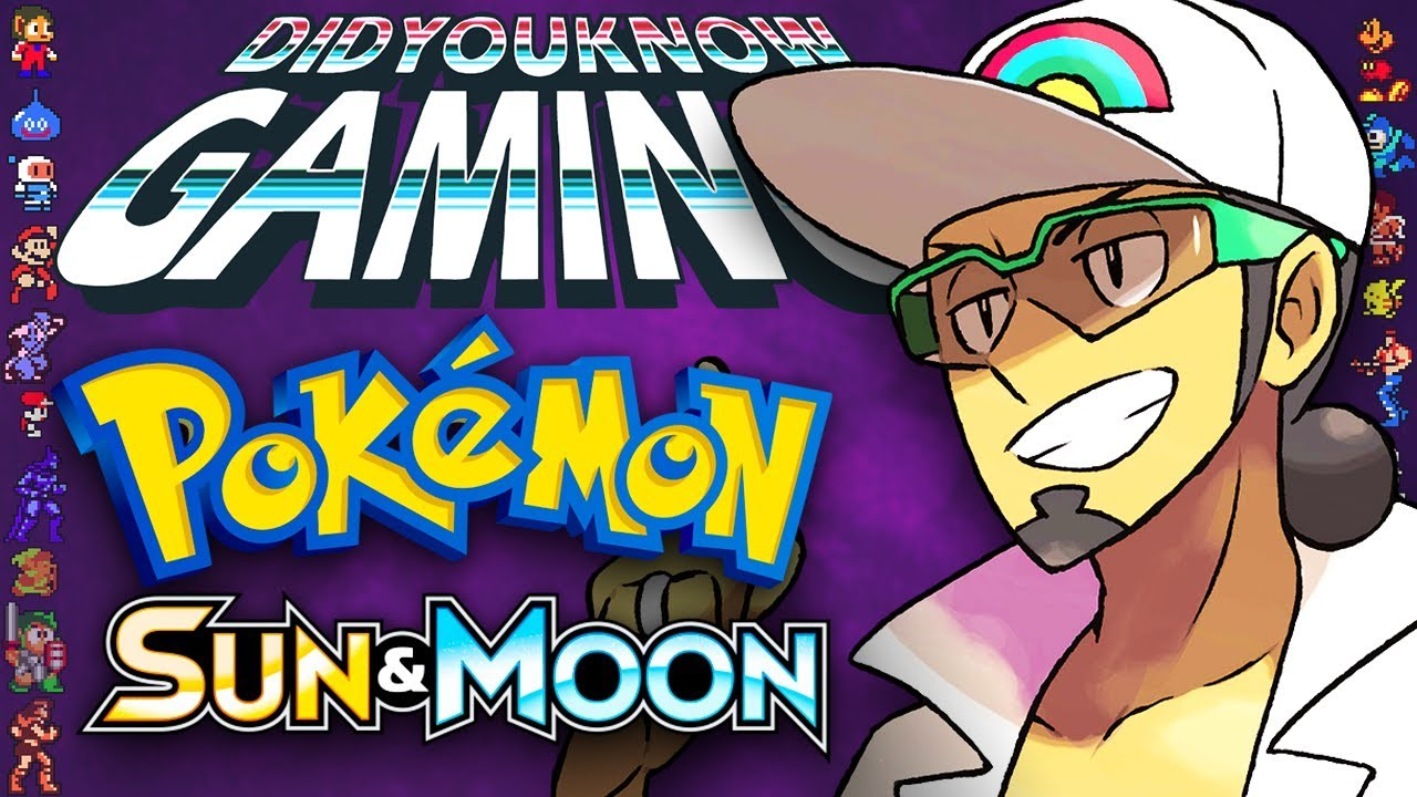 What You Didn't Know About Pokémon Sun and Moon