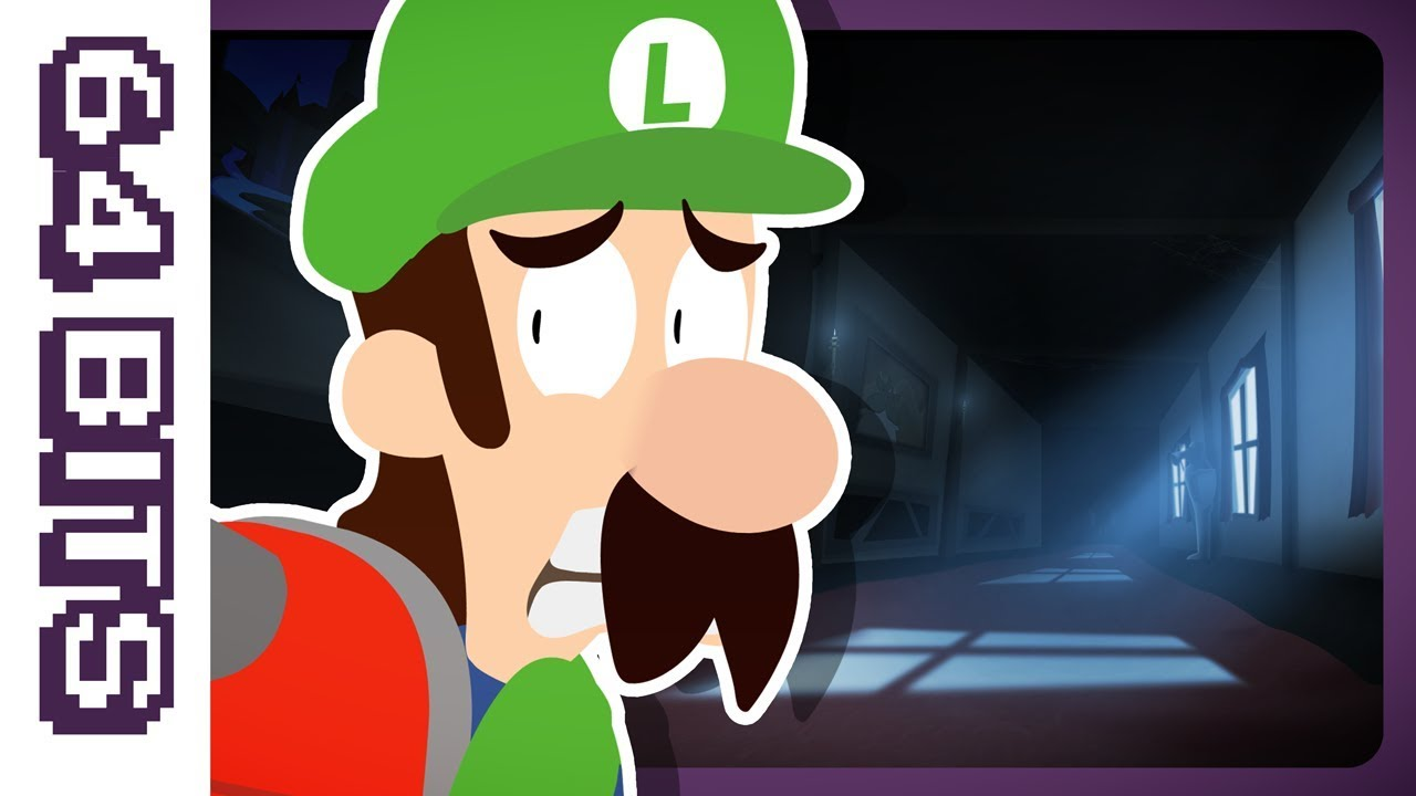 Lights out Luigi!