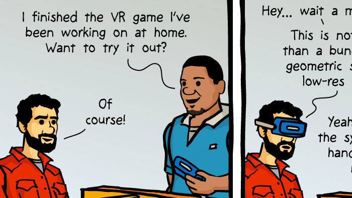 Early Adopters of VR
