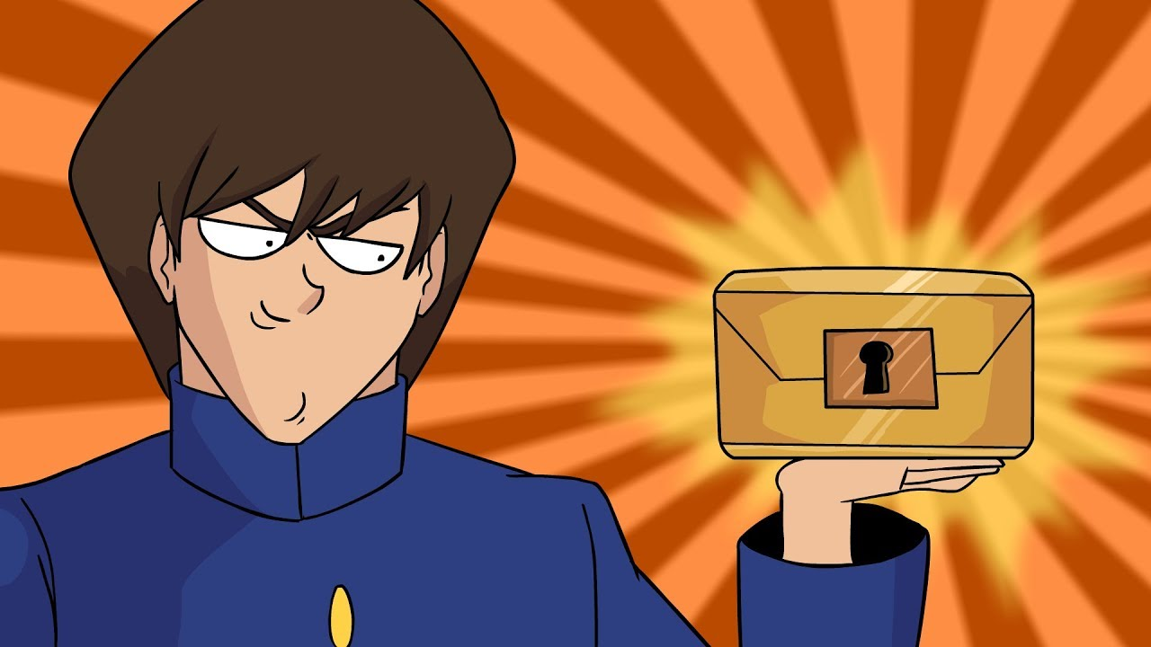 If Yu-Gi-Oh! was made by EA