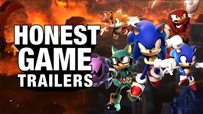 An Honest Sonic Forces Game Trailer