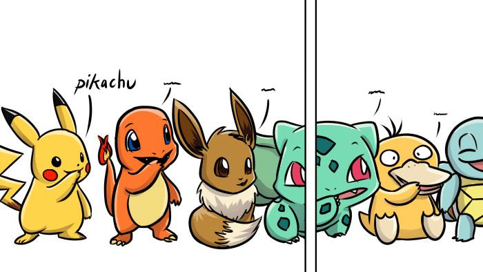 Pokémon Telephone