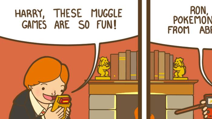 Muggle Games