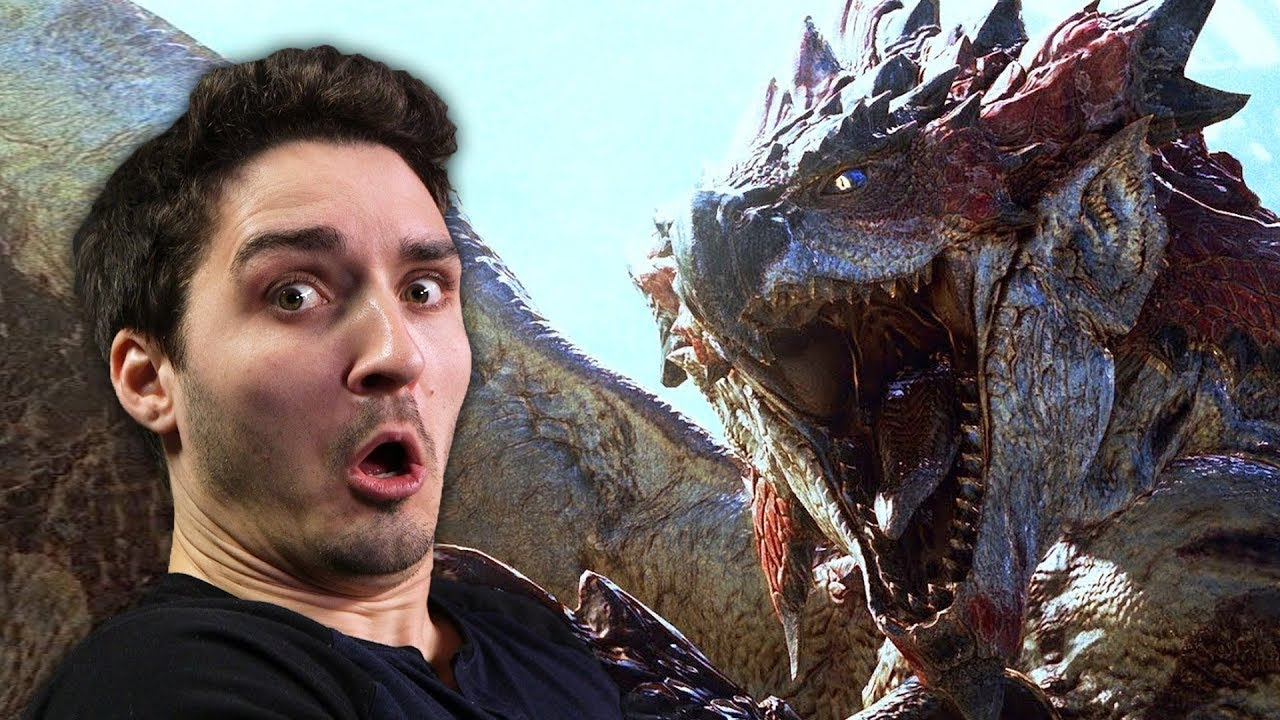 Monster Hunter World's HORRIFYING Truth!