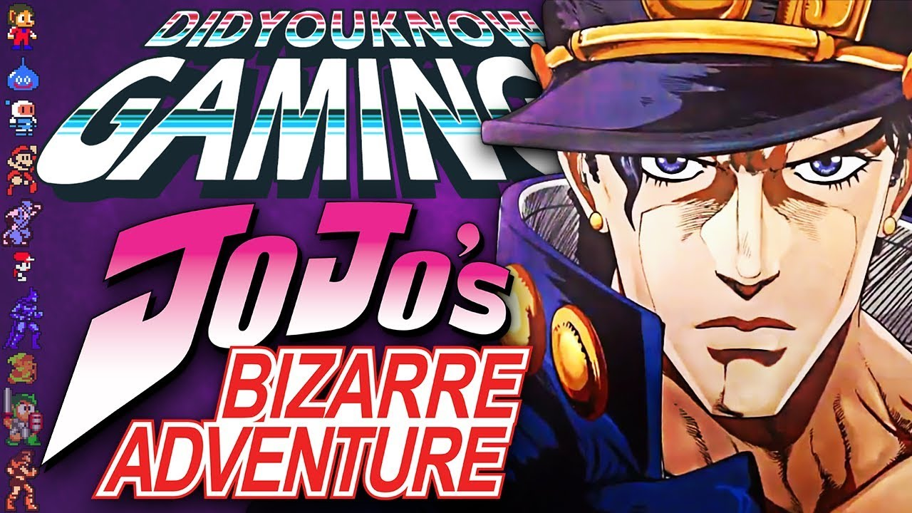 What You Didn't Know About JoJo's Bizarre Adventure