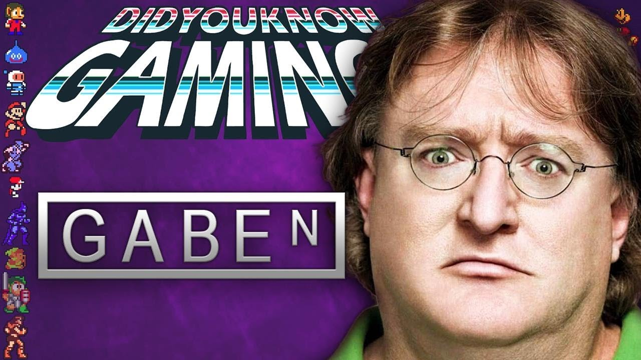 What You Didn't Know About Gabe Newell