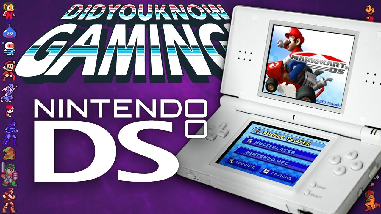 What You Didn't Know About The Nintendo DS