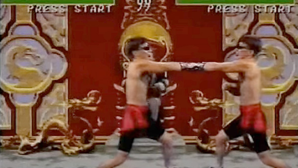 Mortal Kombat: Behind the Scenes