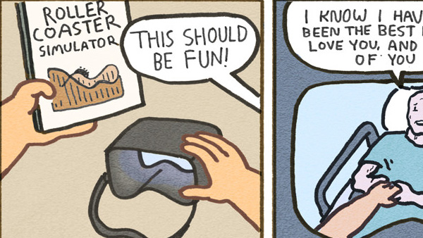 Enjoy Some Virtual Reality