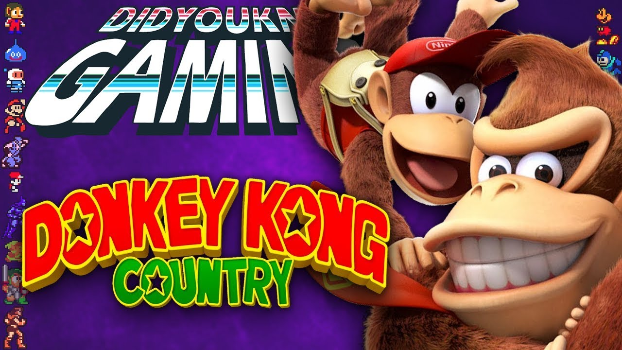 What You Didn't Know About Donkey Kong Country