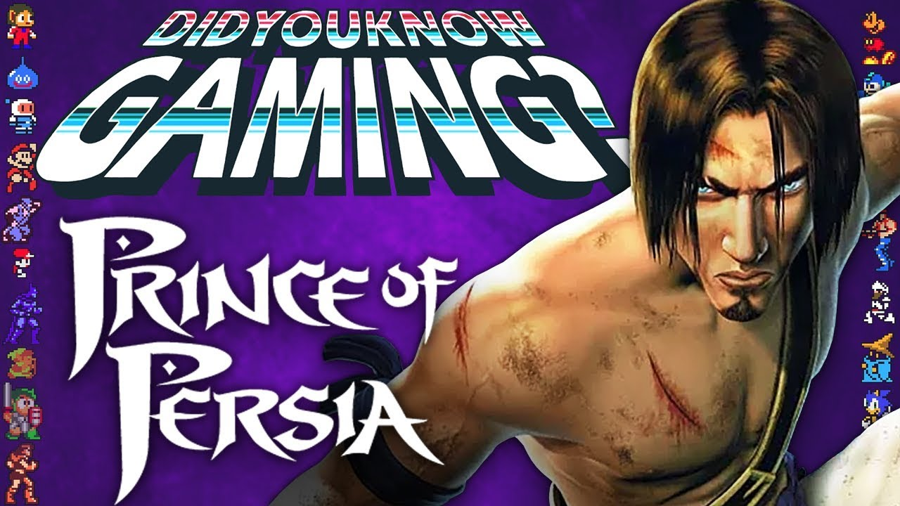 What You Didn't Know About Prince of Persia