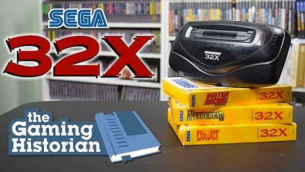 History of the Sega 32X