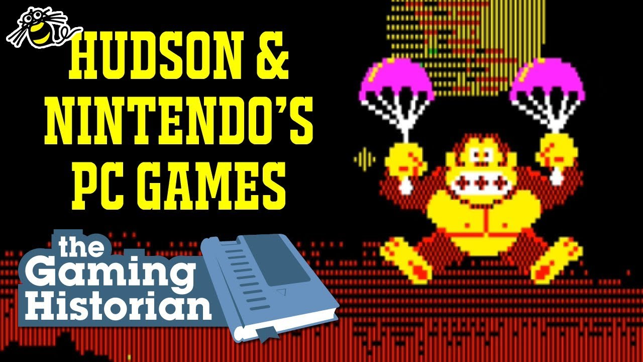 Hudson & Nintendo's Obscure Japanese PC Games