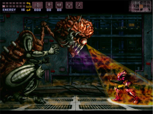 Super Metroid HD