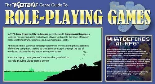 The Kotaku Genre Guide to Role Playing Games
