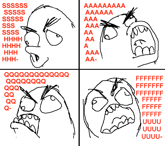 Gamer Rage