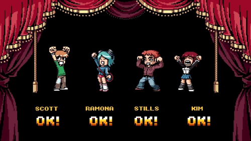 Scott Pilgrim vs. the World Game