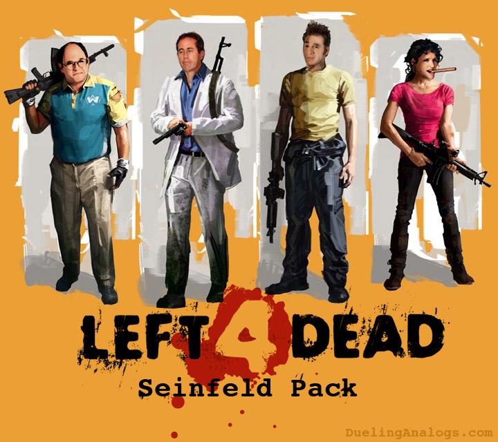 Left 4 Dead Seinfeld Pack