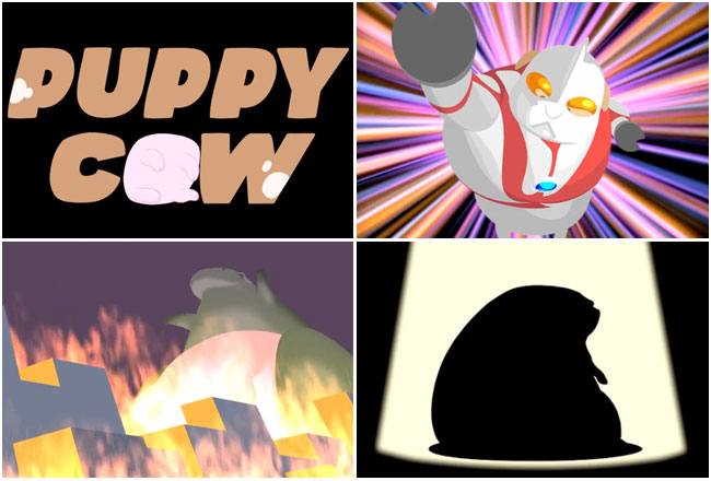Puppy Cow Music Video