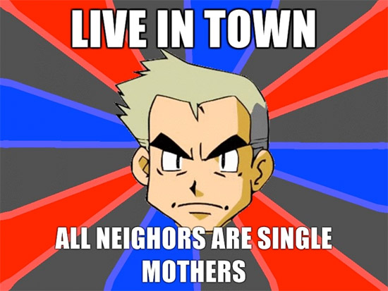 Truth About Professor Oak