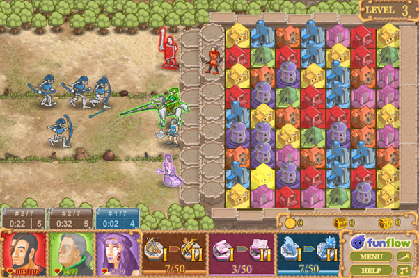 King's Guard – Fun, Free, Flash Game - Dueling Analogs
