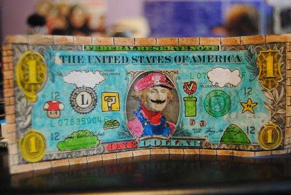 Official Mushroom Kingdom Currency