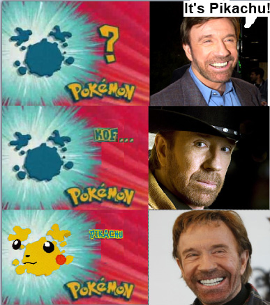 Who's that Pokémon?!